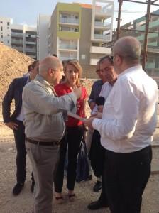 foto visita sindaco